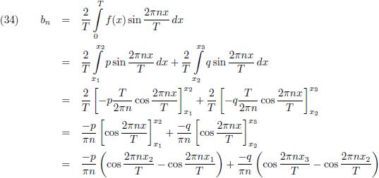 Voorbij Einstein | Wiskunde, natuurkunde en filosofie | Fourier-analyse